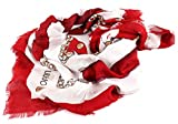 Liu.jo - 91757 foulard feel rouge N19337T0300