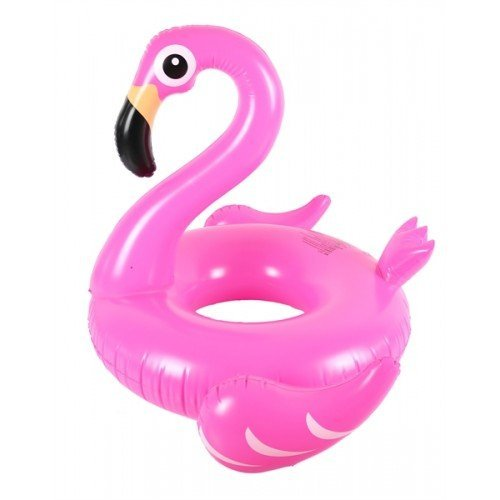 Riesiger aufblasbarer Flamingo Schwimmring Luftmatratzen. Aufblasbarer Flamingo Luftmatratze Pool Floß Durch Integrity Co (1xFlamingo)