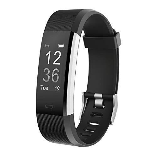 ID115Plus HR Smart Armband Herzfrequenz Test Wasserdichte Bluetooth Android Armband Schritt Zählen Schlaf Überwachung IOS Fitness Tracker für Männer Frauen