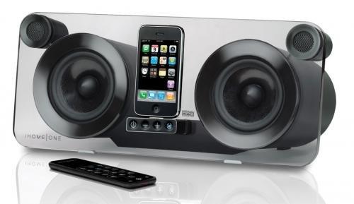 SDI iHome iP1 Studio Series Audio System für iPod und iPhone (Ihome-ipod-mp3)
