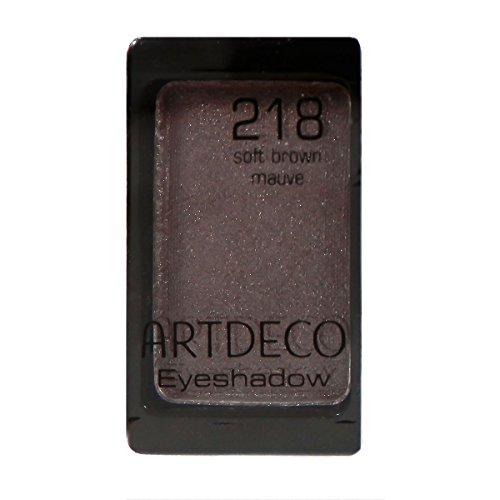 Artdeco Duochrome Magentlidschatten Nr. 218, soft brown mauve, 1er Pack (1 x 8 g)