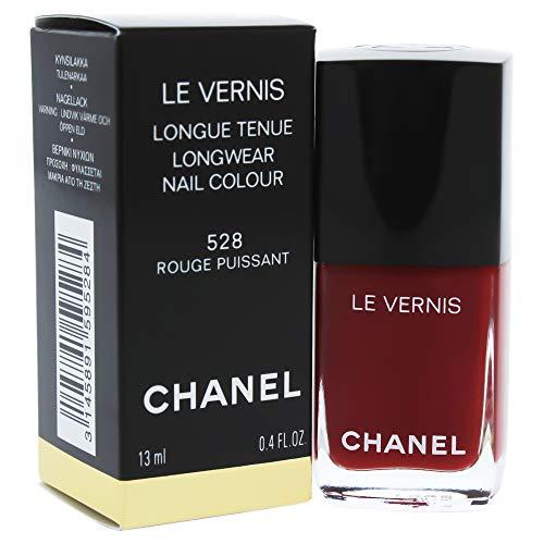 Le Vernis Nail (Chanel Le Vernis 528-rouge PUISSANT Nail Polish-13gr)