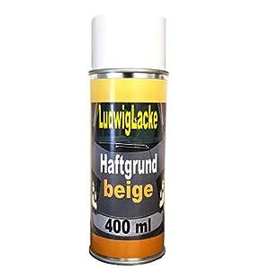 Ludwiglacke 1 Haftgrund Spray beige 400 ml je Spraydose