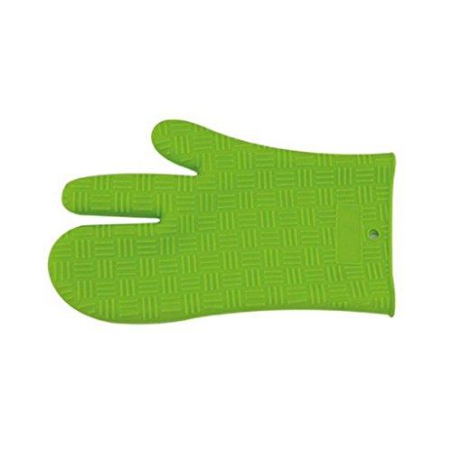 gymnljy dicker Modelle Silica Gel Isolierung anti-hot Mikrowelle Handschuhe Backen Drei Finger Schutz Handschuhe £ ¨ 2Stück £