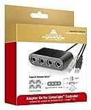 Gamecube Controller Adapter für Nintendo Switch Wii U und PC USB mit 4 Slots