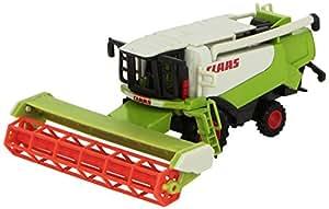 Majorette - 213475969 - Véhicule Miniature - Majorette Tracteur Claas - Modèle aléatoire