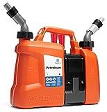 Husqvarna Kombikanister zwischen Kraftstoff und Öl abgestimmt 5 l 2.5