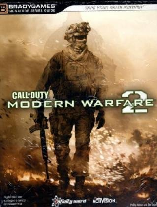 Call of Duty: Modern Warfare 2 - offiz. Strategiebuch (Cod Modern Warfare 2 Pc)