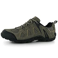 Karrimor Herren Summit Wanderschuhe Wasserdicht Outdoor Trekking Schuhe Pecan 13 (47)