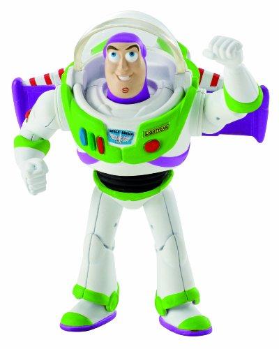 Flügel Lightyear Buzz (Toy Story - 10cm Buzz Lightyear Figur mit Flügeln [UK)