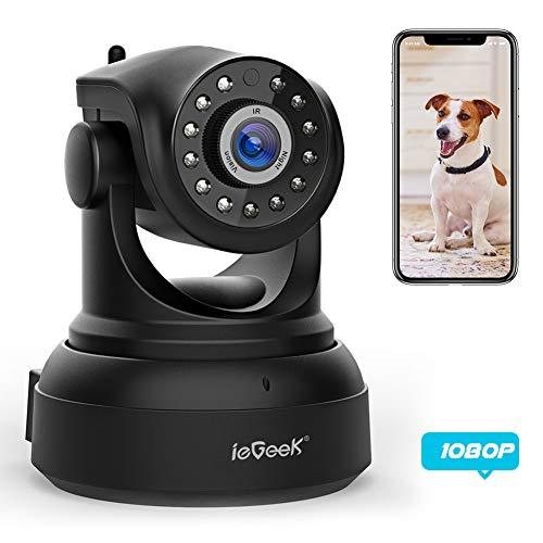 Roboter Unterhaltungselektronik Wifi Ip Security Kamera 720 P Hd Video Home Security Surveillance 360 Nachtsicht Zwei-weg Audio Motion Erkennung Kamera Indoor