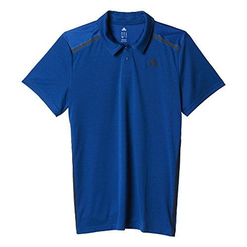 adidas Herren Cool 365 Polo Blau