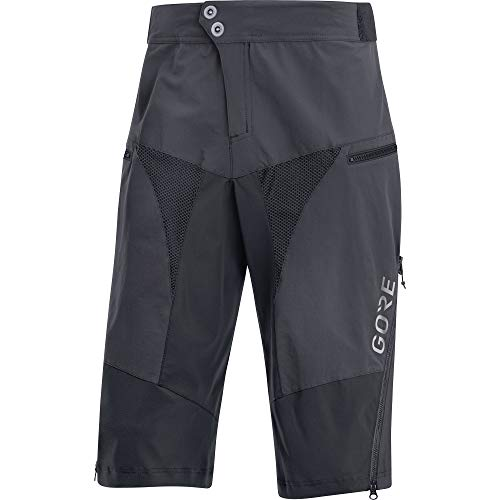 GORE WEAR Herren C5 All Mountain Shorts, terra grey, L -