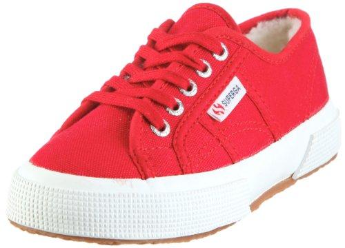 Superga 2750-Cobinj, Scarpe per bambini, Unisex - bambino, Rosso (970 Red), 34