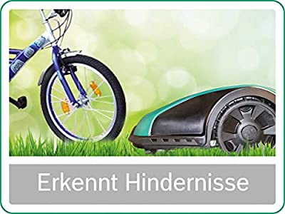 Bosch Mähroboter Indego 350 Connect