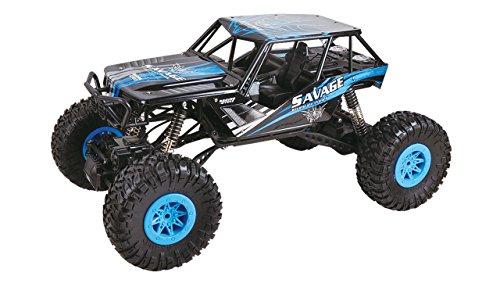 Amewi 22298 Fahrzeug DSC-Climb Nation blau, M 1:10, 2,4GHz - 10 Rc Crawler Rock Rtr 1