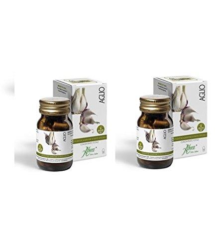 ABOCA - 2 X AGLIO CONCENTRATO OLEOSO 50 OPERCOLI - regolarità della pressione arteriosa
