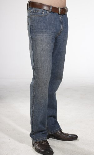 Fifty Five Jeans M700 strongwash - spitzen Stretch Jeans - Damen|Herren Strongwash