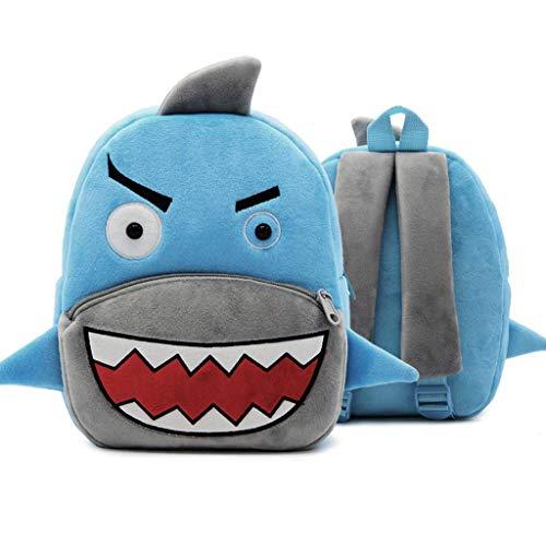 Ccgdgft süßer Kleiner Kleinkind Kinder Rucksack 3D Tier Cartoon Mini Kinder Tasche für Baby Mädchen Jungen Alter 2-4 Jahre 18