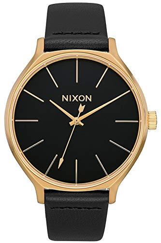 Montre NIXON Clique Leather Femme A1250513