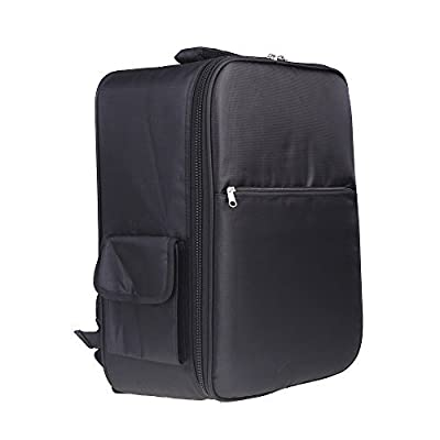 GoolRC Universal Shoulder Backpack Carrying Case Box Outdoor Flight Drone Portable Bag Black for DJI Phantom Vision 1/2 Walkera QR X350 Pro RC Quadcopter