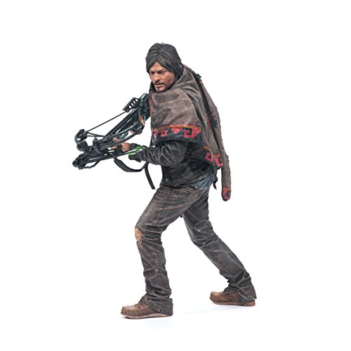 McFarlane Toys 14470 - The Walking Dead TV Daryl Dixon Deluxe Figur 25 cm (Walking Deluxe Dead)