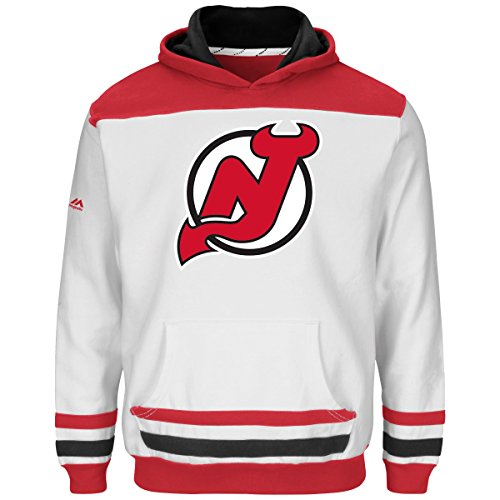New Jersey Maglia Devils Youth Bambino Majestic NHL