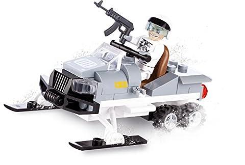COBI Small Army Snow Patrol Military ATV Building Kit by COBI