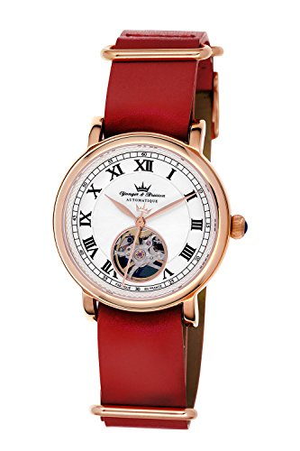 YONGER&BRESSON Automatique Women's Watch YBD 2018-SN05