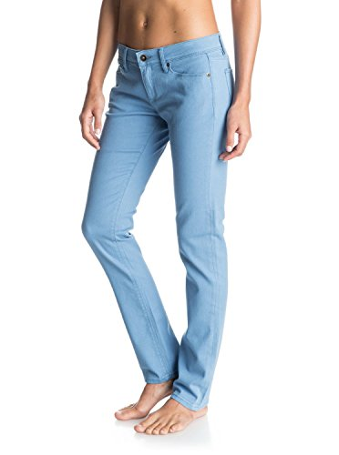 Roxy Suntrippers Colors - Jean skinny pour femme ERJDP03062 morning sky