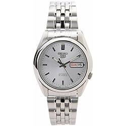 Seiko Men's Automatic Watch with Steel Bracelet