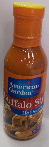 American Garden Buffalo Style Chicken Wing Sauce, 355ml
