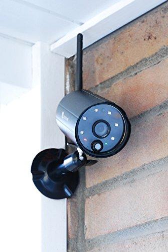 Smartwares 4-Kanal Kamera Sicherheitssystem