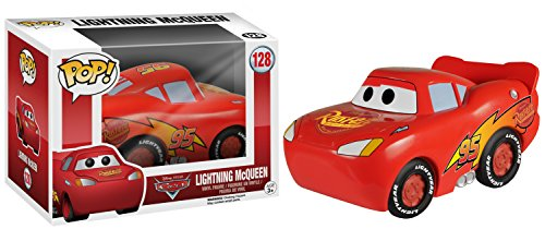 Funko Pop Rayo McQueen (Cars 128) Funko Pop Cars