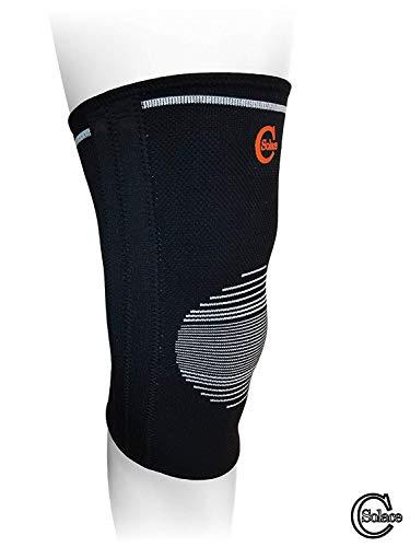 Beschützer Elastische KniebandageKniebandage mit STAYS (X-Large) Pad