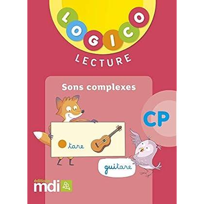 Pochette Logico Lecture CP Sons complexes
