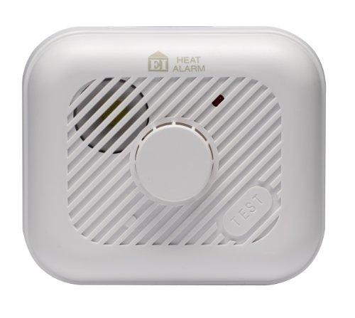 Ei Electronics Heat Alarm with Smartlink Digital Wire Free Interconnection