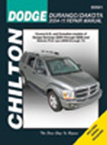 chiltons-dodge-durango-dakota-2004-11-repair-manual-covers-all-us-and-canadian-models-of-dodge-duran