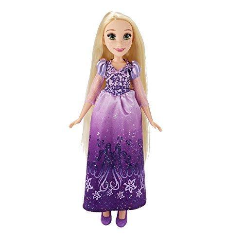 Hasbro Disney Prinzessin B5286ES2 - Schimmerglanz Rapunzel, Puppe