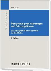 Überprüfung von Fahrzeugen 2010: Schnell informiert by Robert Daubner (2009-11-30)