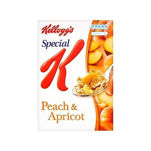 special-k-peche-et-dabricot-de-kellogg-320g