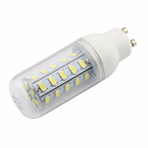 LIUXINDA-DP Sehr praktische Glühbirne 6 Packungen GU10 LED-Mais Lampe, Spannung: 110 V/220 V (weiß) Glühlampen