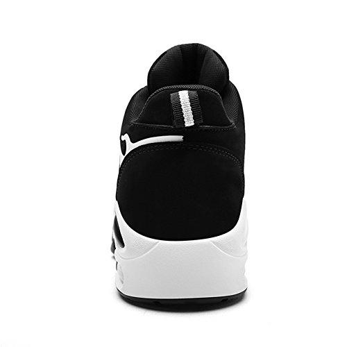 Bety® Basketball Bats Men's Shoes Chaussures De Sport Chaussures De Plage Chaussures De Fitness Chaussures De Plein Air, 39-44eu, Noir Jaune / Noir Bleu / Noir Blanc / Noir Rouge Noir Blanc