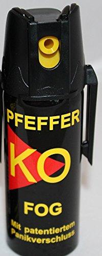 Ballistol Verteidigungssprays Pfeffer KO Fog, 50 ml, 24404