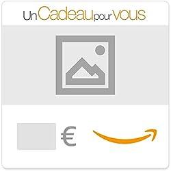 Chèques-cadeaux Amazon.fr - eChèque-cadeau - Personnalisé - Un cadeau pour vous