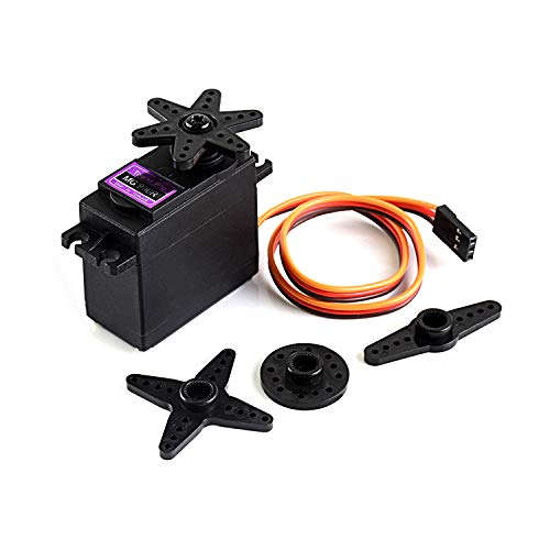 20pcs Sg90 9g Servo Upgraded Metal Gear Digital Servos Mg90s Mini Micro Servo Motor For Rc Robot Helicopter For Arduino Uno Kit Moderate Cost Active Components Integrated Circuits