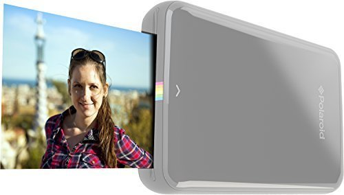 Polaroid Premium Zink Paper - Paquete de 20 papeles fotográficos, compatibles con Polaroid Snap Z2300, socialmatic y la impresora móvil Zip, 5 x 7.6 cm, blanco