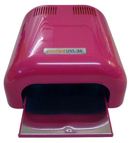 lampe UV rose promed qualité allemande 36w