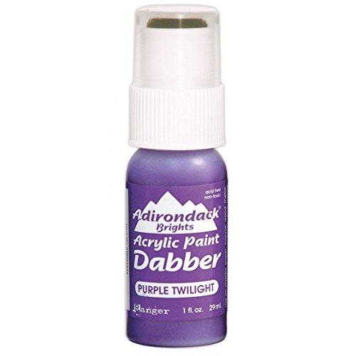 Adirondack Acrylfarbe dabbers Ranger Industries Brights Dabber, Violett Twilight -