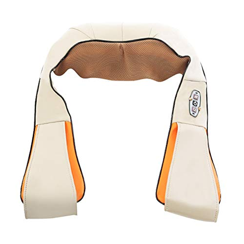 Hals-Massagegerät Hals Schulter Taille Nackenmassage Schal Timing Startseite Auto Lithium-Batterie Lade Nackenmassagegerät